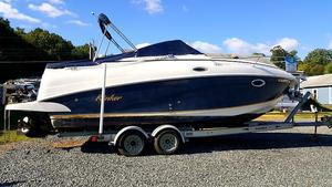 Used Rinker 250 Fiesta Vee Cruiser Boat For Sale