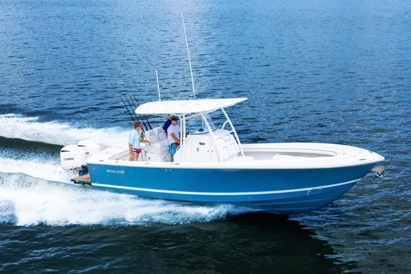 Used Regulator 28 Saltwater Fishing Boat For Sale