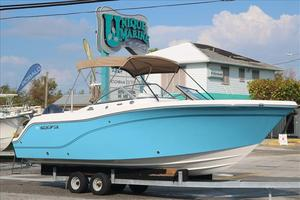 New Sea Fox 226 Traveler Dual Console Boat For Sale