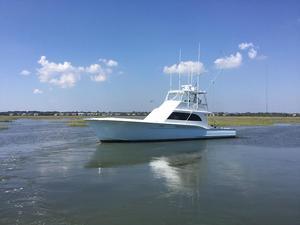 Used Jamie Chadwick Boats Custom Carolina Sportfish Sports Fishing Boat For Sale