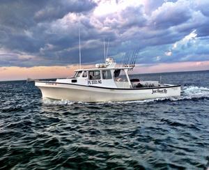 Used Magna Marine 40SE Commercial Boat For Sale