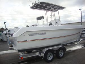 New Twin Vee Ocean Cat Center Console Fishing Boat For Sale