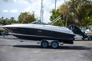 Used Sea Ray 240 Sundeck Outboard Runabout Boat For Sale