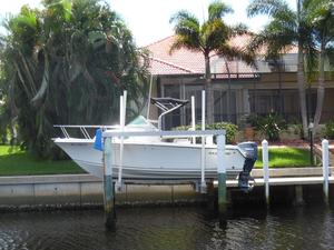 Used Sailfish 218 WAC Saltwater Fishing Boat For Sale