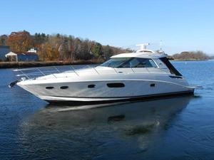 Used Sea Ray 450 Sundancer Cruiser Boat For Sale