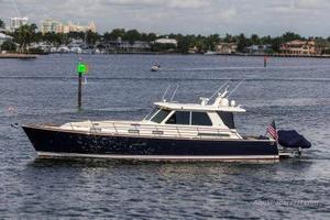 Used Sabre Yachts 52 Salon Express Downeast Fishing Boat For Sale