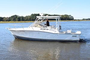 Used Carolina Classic Express Fisherman Sports Fishing Boat For Sale