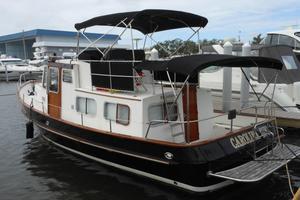 Used Transpacific Eagle 32 Trawler Boat For Sale