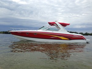 Used Formula 330 SS Cruiser Boat For Sale