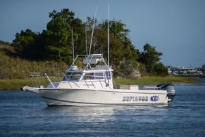 Used Defiance 290 Guadalupe Center Console Fishing Boat For Sale