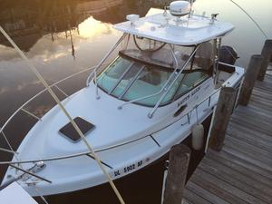 Used Robalo R265 Walkaround Saltwater Fishing Boat For Sale
