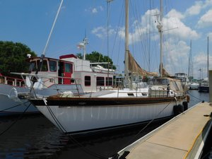 Used Cheoy Lee Ketch Sailboat For Sale