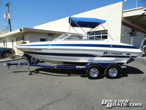 Used Larson LXi 208 Bowrider Boat For Sale
