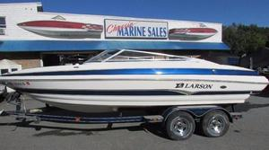 Used Larson LXI228 Runabout Boat For Sale