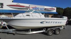 Used Sunbird Neptune 230 WA Walkaround Fishing Boat For Sale