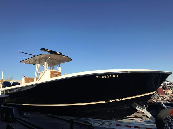 Used Competition 31 open Center Console Fishing Boat For Sale