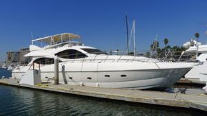 Used Lamberti 80 Motor Yacht For Sale