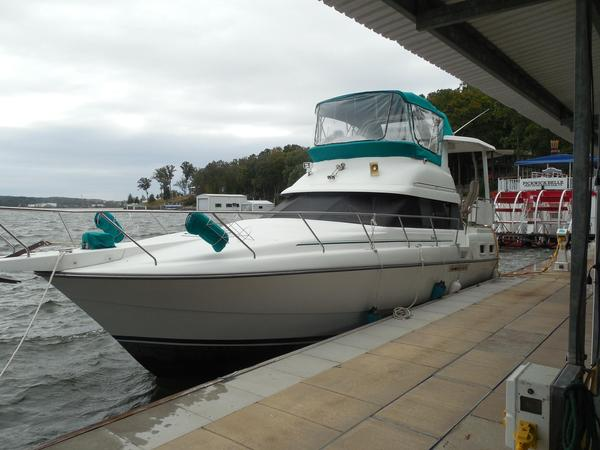 Used Silverton 34 Aft Cabin Motor Yacht Aft Cabin Boat For Sale