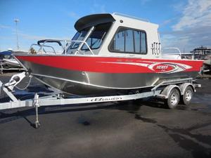 New Hewescraft 200 Pro-V HT ET Aluminum Fishing Boat For Sale