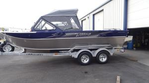 New Weldcraft 210 Revolution Aluminum Fishing Boat For Sale