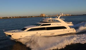 Used Hargrave Raised Pilothouse Boat For Sale