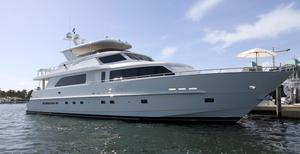 New Hargrave Raised Pilothouse Motor Yacht For Sale