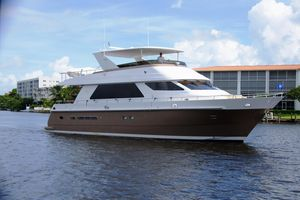 Used Hargrave Open Bridge Motor Yacht For Sale