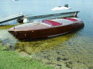 Used Custom Monaco Unspecified Boat For Sale
