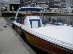 Used Avanti 36 Center Console Sport Personal Watercraft For Sale