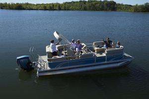 New Sunchaser 8522 Classic Cruise Pontoon Boat For Sale