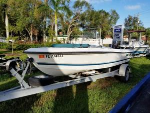 Used Sea Pro 172 CC Center Console Fishing Boat For Sale