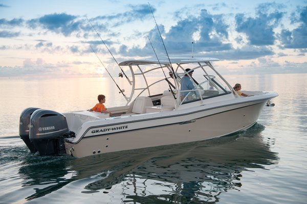 New Grady White Freedom 285 Dual Console Boat For Sale