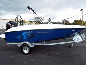 New Bayliner 16EL Deck Boat For Sale