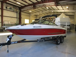 Used Sea Ray 205 Sport Ski and Wakeboard Boat For Sale