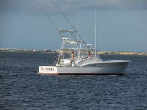 Used Jarrett Bay Express Custom Carolina Sports Fishing Boat For Sale