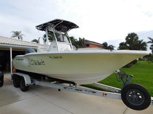 Used Key West Bluewater 211 Center Console Fishing Boat For Sale