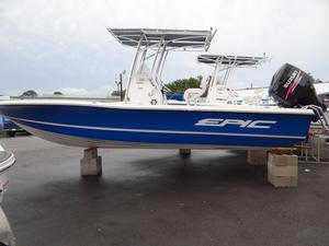 New Epic 25 SC Dark Blue #A05 Bay Boat For Sale