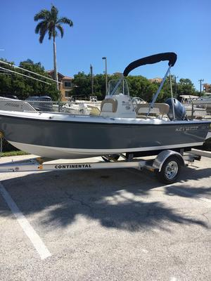 New Key West 1720 CC Center Console Fishing Boat For Sale