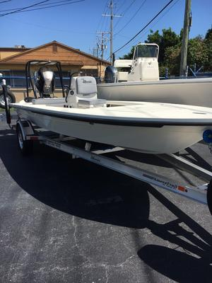 New Maverick Boat Co. 18 HPX-V18 HPX-V Flats Fishing Boat For Sale