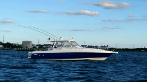Used Intrepid 377 Sportfish Sports Fishing Boat For Sale