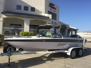 Used Correct Craft Sport Nautique Runabout Boat For Sale