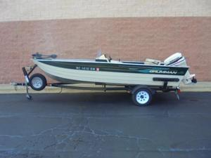 Used Grumman 16 SP Freshwater Fishing Boat For Sale