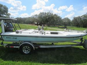 Used Action Craft 1720 Flyfisher SE Center Console Fishing Boat For Sale