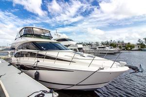 Used Meridian Sedan Motor Yacht For Sale