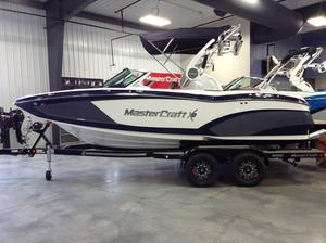 New Mastercraft X20X20 Ski and Wakeboard Boat For Sale