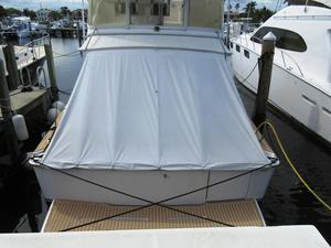Used Riviera 45 Flybridge Convertible Fishing Boat For Sale