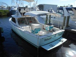 Used Bertram Flybridge Cruiser Sports Fishing Boat For Sale