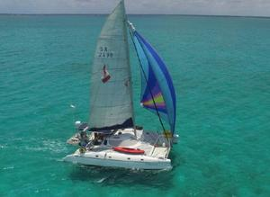 Used Wildcat 350 Catamaran Sailboat For Sale