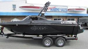 New Axis Wake Research Core Series A20 Ski and Wakeboard Boat For Sale
