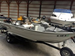 Used Alumacraft 165 Lunker LTD CS Sports Fishing Boat For Sale